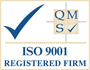 The QMS ISO 9001:2008 - Logo